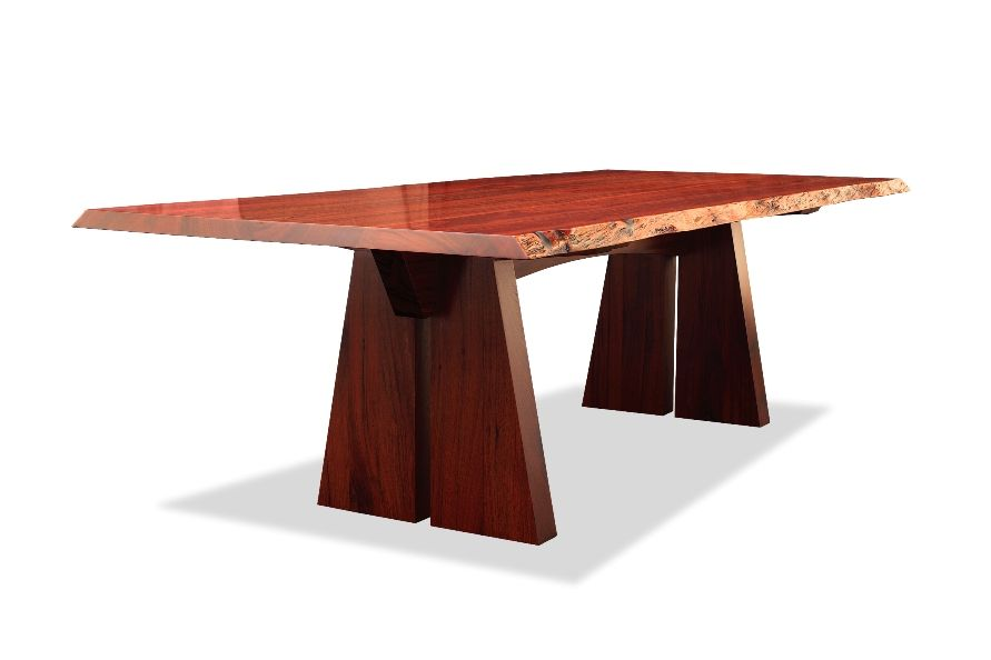 Nara Jarrah Dining Table Fine Art table Pinterest