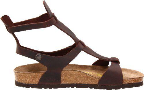 ac4902d9e96e Amazon.com  Birkenstock Women s Chania Gladiator Sandal  Shoes ...
