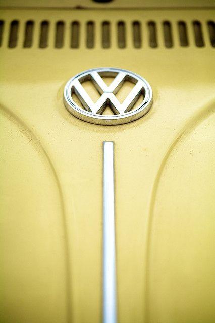VW Beetle Logo