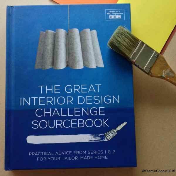 Buy The Great Interior Design Challenge Sourcebook Hardback