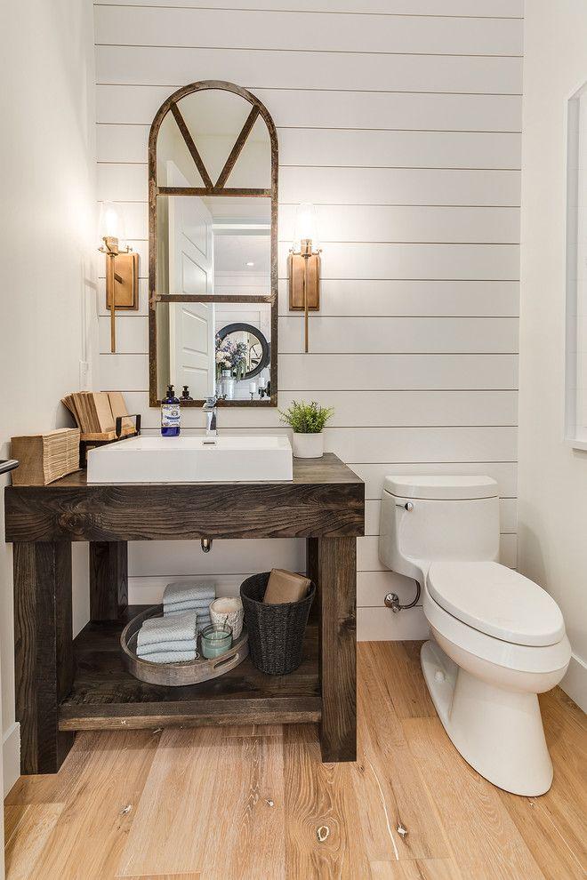 Banheiro r stico 55 ideias com fotos e projetos decora o pinterest banheiros r sticos - Pavimentos rusticos para interiores ...