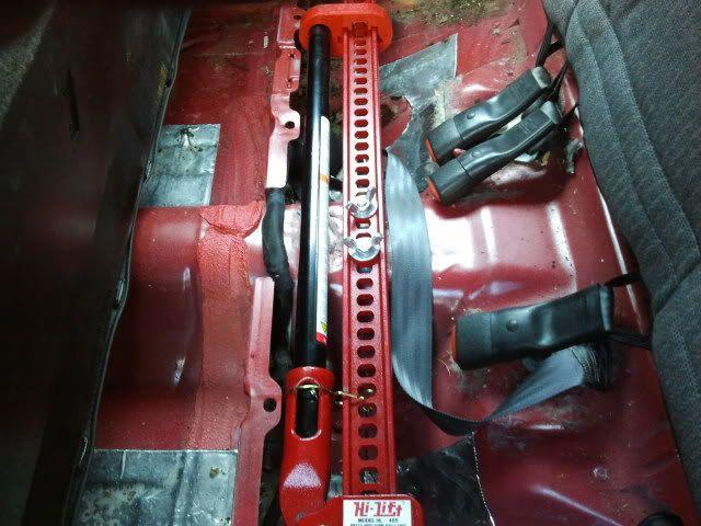 Hi Lift Under Rear Seat Storage Jeep Xj Jeep Cherokee Jeep Cherokee Xj