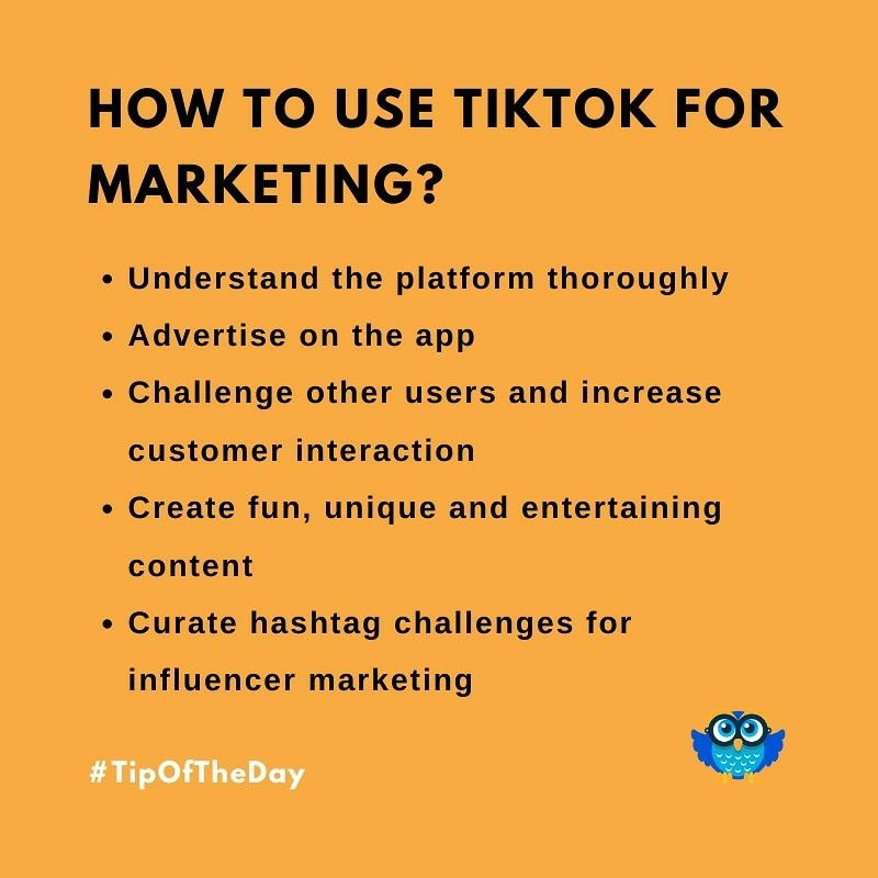 4 Helpful Tips To Create A Strong Tiktok Presence In 2021 Helpful Hints Online Branding Social Marketing