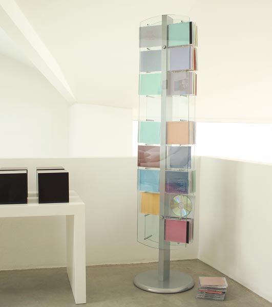 Porta Cd: Porta CD ABCD Design Italo Pertichini da Gallotti & Radice ...