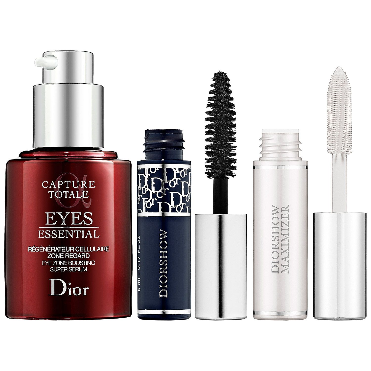New at Sephora Christian Dior Capture Totale Eyes