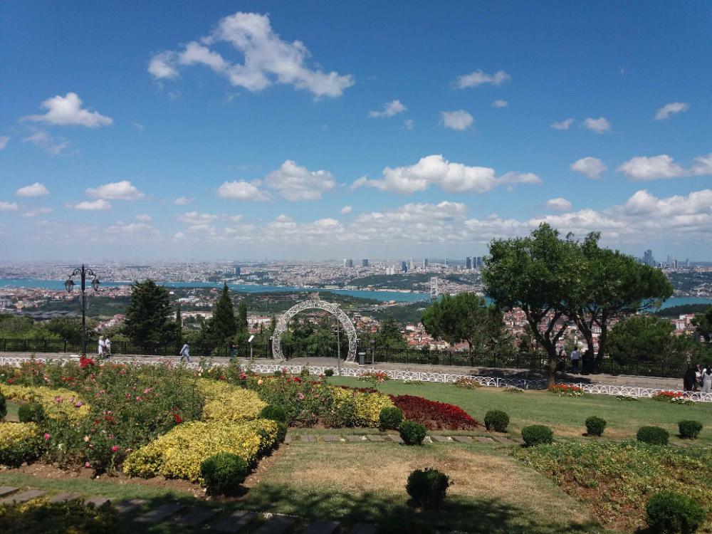 ماهي اهم الأماكن السياحية في اسطنبول الاسيوية سفرك السياحية Dolores Park Visiting Places