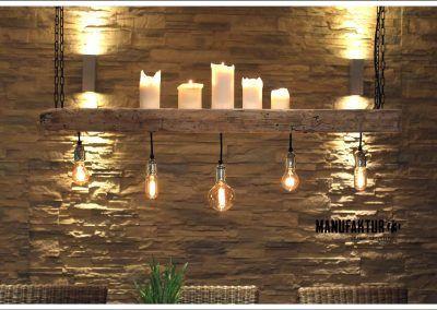 1 (Groß) (2) Lampe holz wohnzimmer, Retro lampe, Lampen