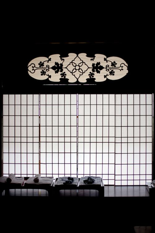 ryokan - japanese inn