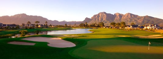 Winelands Pearl Valley Golf Course