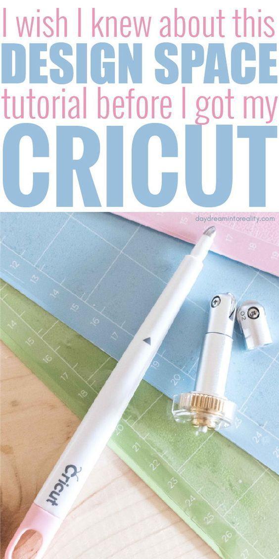 Full Cricut Design Space Tutorial For Beginners –