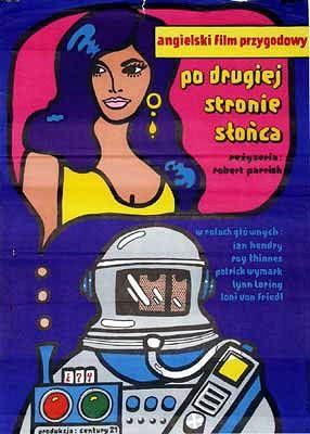 Doppelganger, Polish Movie Poster