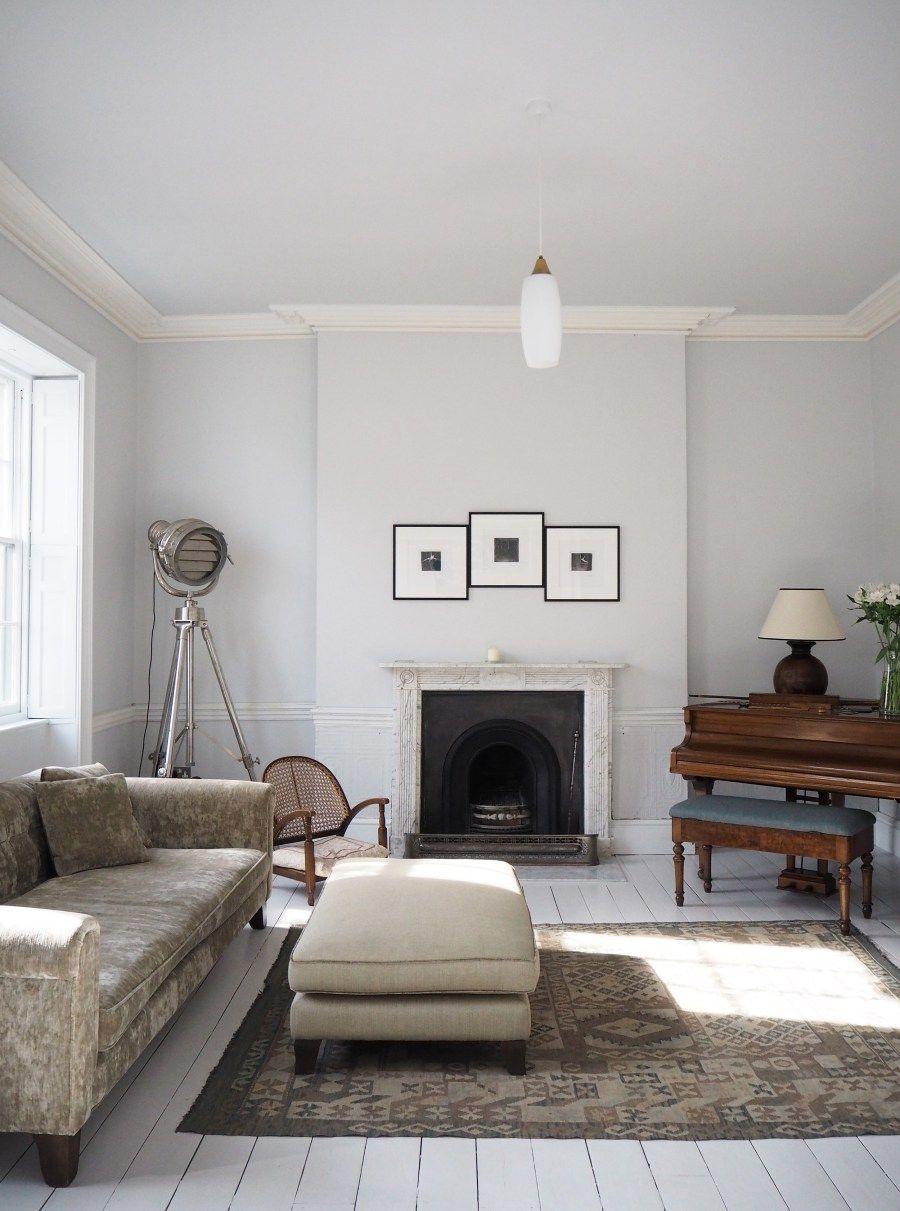 Travel: Chapel House Penzance review   Light gray walls, Living ...