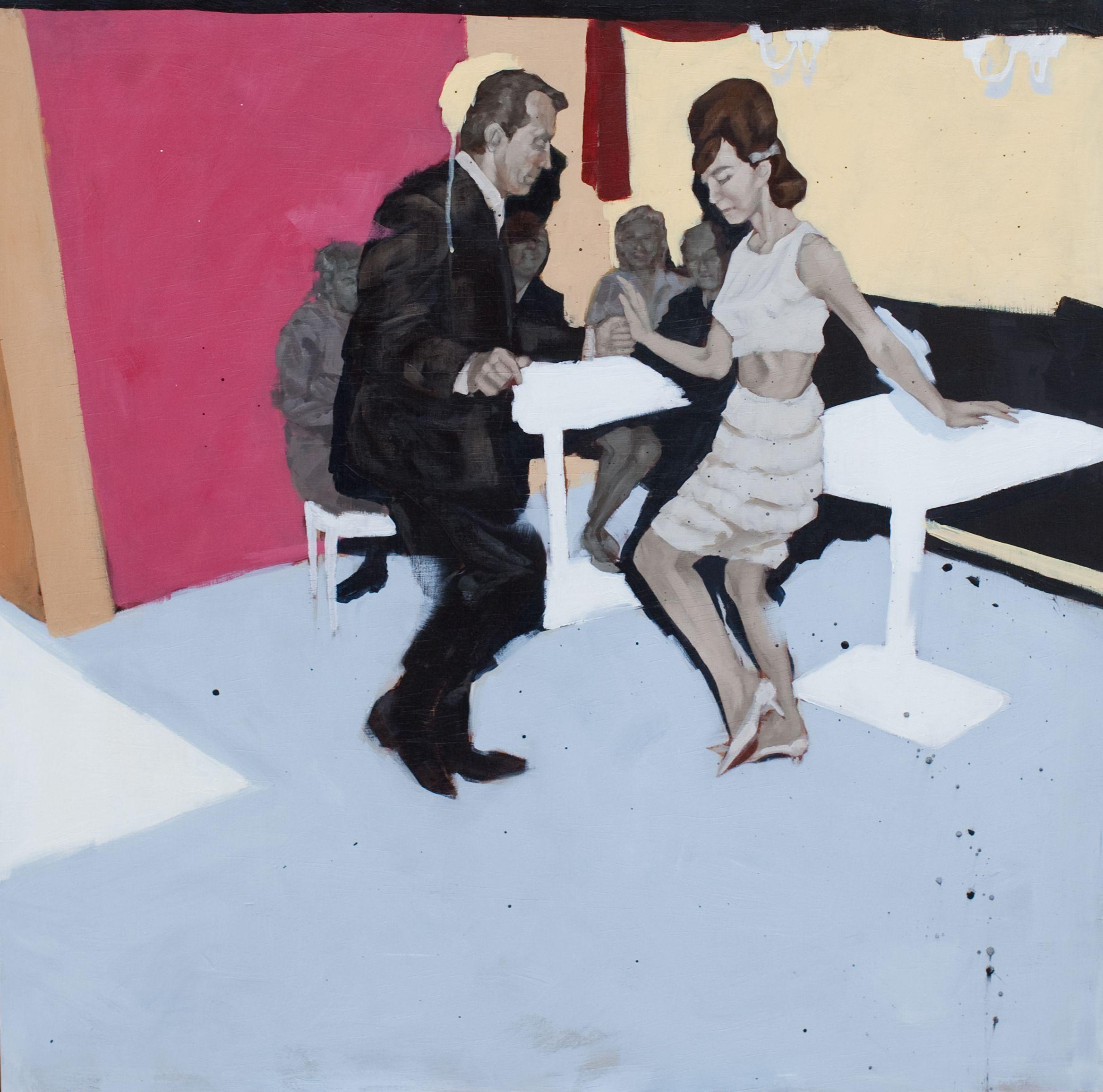 Ian Shults - Artist in Austn, Texas
