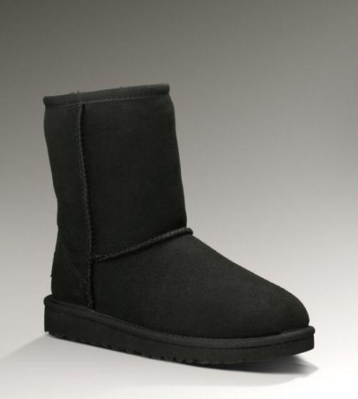 UGG Boots Kids 5281-Black