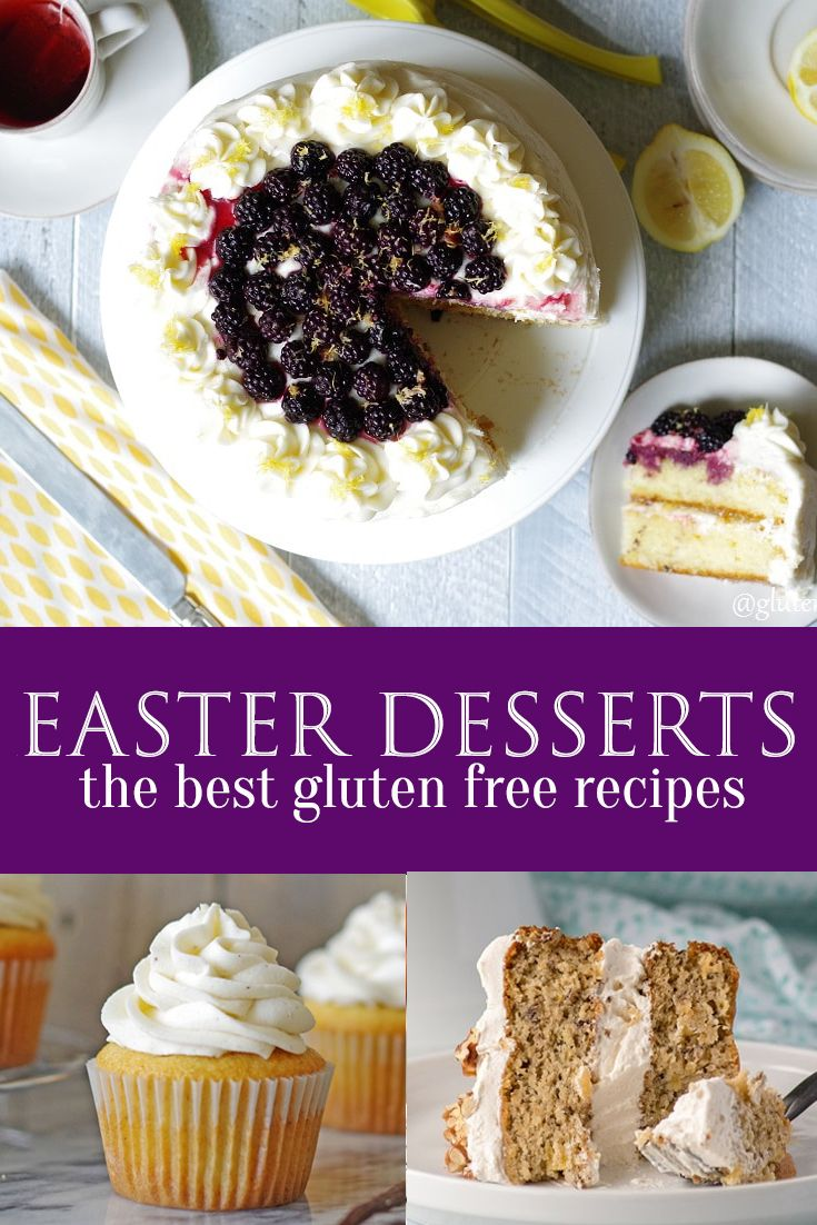 Best glutenfree easter desserts easy gluten free