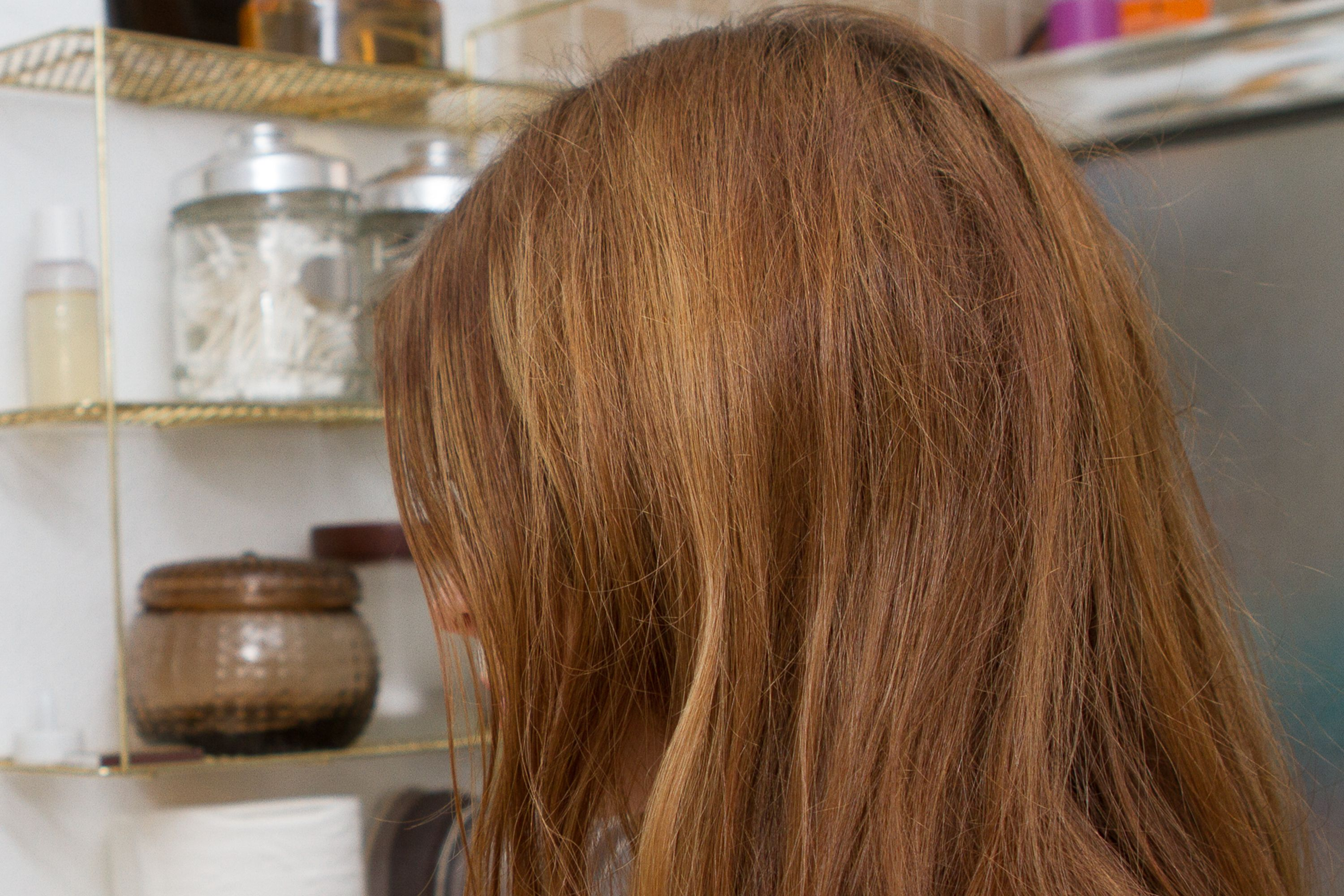 Home Remedy to Remove Discoloration From Well Water From Blonde Hair ...