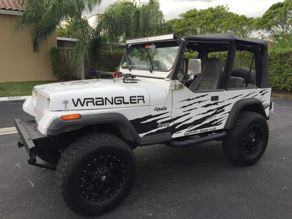 1994 Jeep Wrangler Price 7600 Jeep Yj Jeep Wrangler Jeep