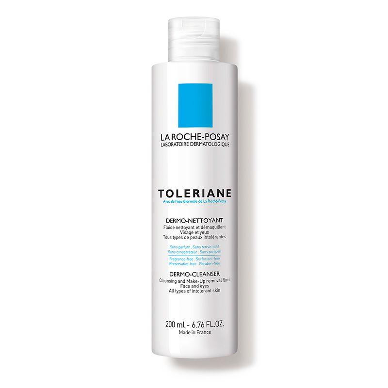 La Roche Posay Toleriane Dermo Cleanser Dermo Cleanser Sensitive Skin Dermstore
