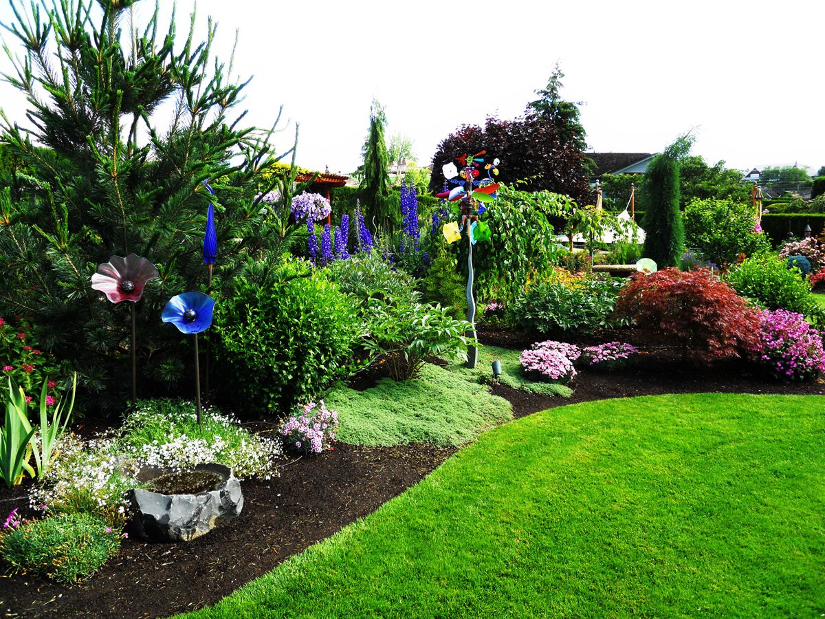 Pin By Garden Obsessed On My One Day Dream Back Yard Fine Gardening Garden Inspiration Garden