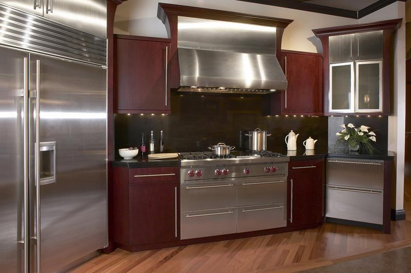 25 Kitchens With Stainless Steel Appliances Page 3 Of 5 Cocinas
