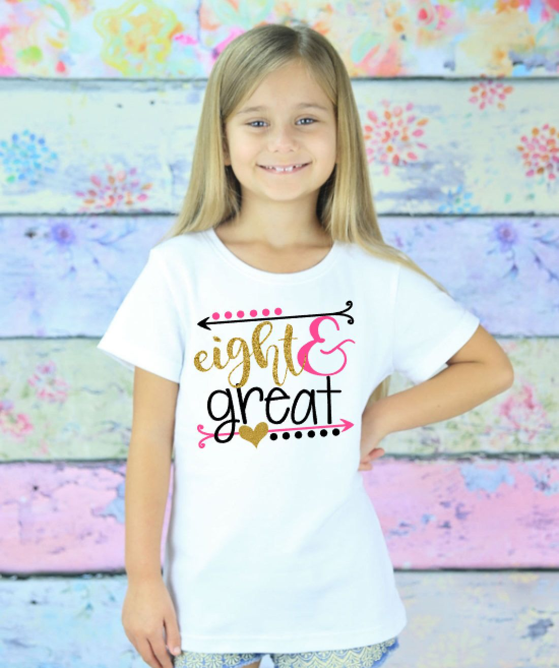 Excited To Share The Latest Addition My Etsy Shop Eight Birthday Shirt