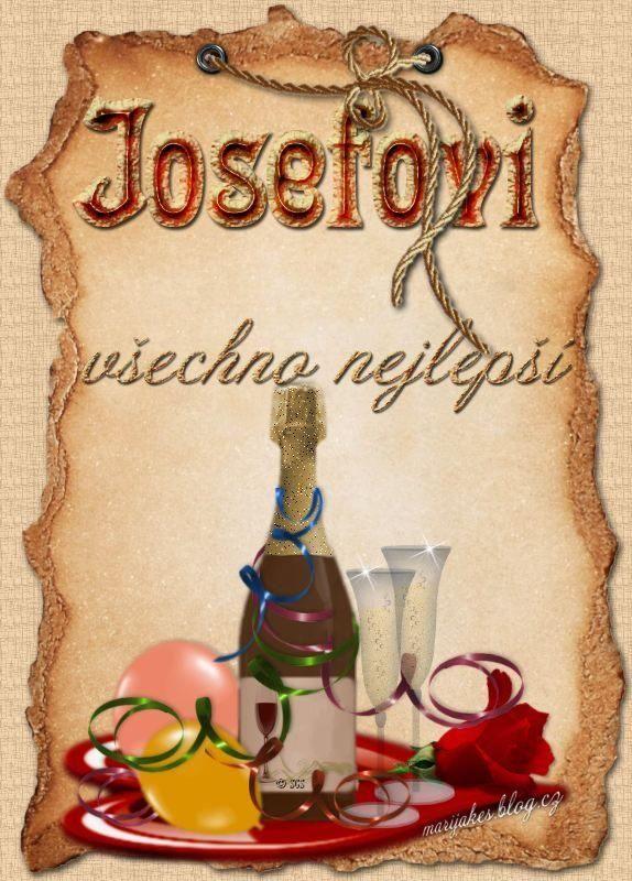přání k svátku josef JOSEF 19.3. | Přání: Narozeniny, Svátek aj. | Pinterest přání k svátku josef