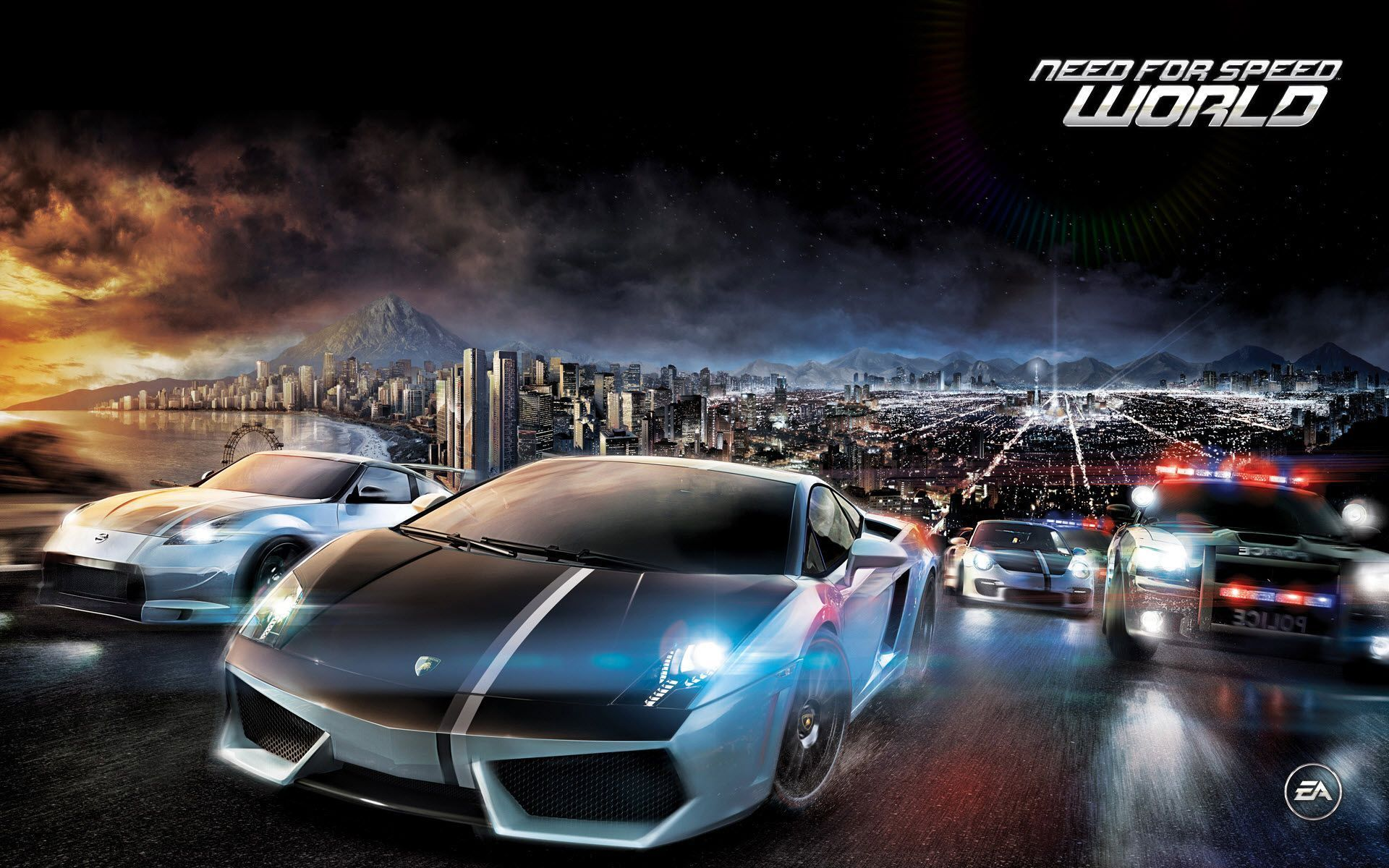 Need For Speed World Wallpapers Hd Wallpapers Need For