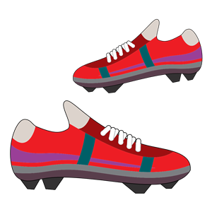 Football Shoes Soccer Shoes Shoes Clipart Football Shoes