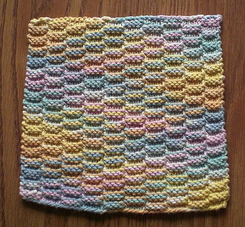 A face cloth, dish cloth, gift cloth - use it as you will ...