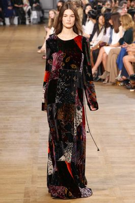 Chloé Fall 2015 Ready-to-Wear Fashion Show: Complete Collection - Style.com