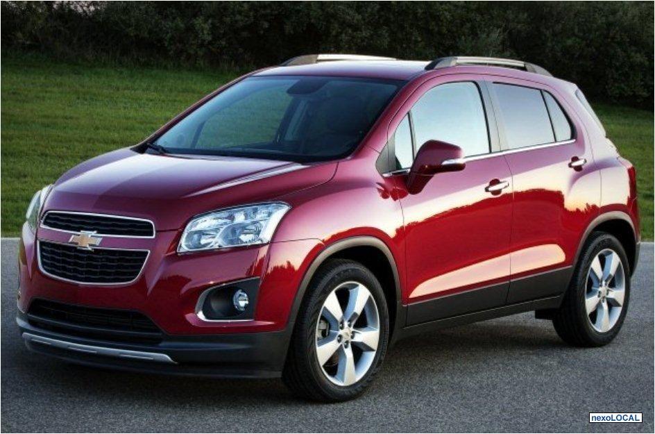 Chevrolet Tracker 1 8l Mt 2014 Okm Barranquilla Vehiculos