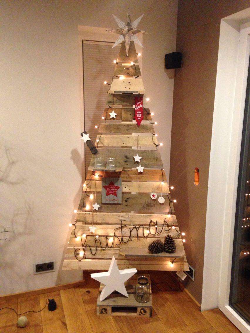 Weihnachtliche deko paletten deko weihnachten weihnachten deko weihnachten und paletten - Paletten deko weihnachten ...