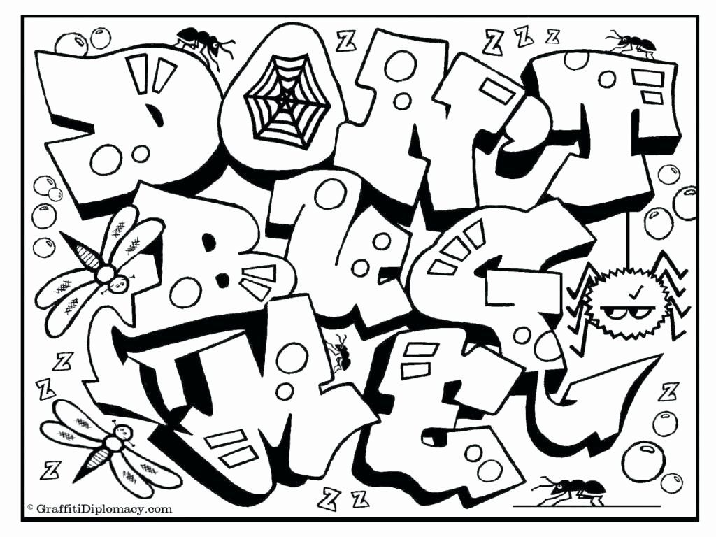 Coloring Pages Of Words Awesome Bubble Writing Coloring