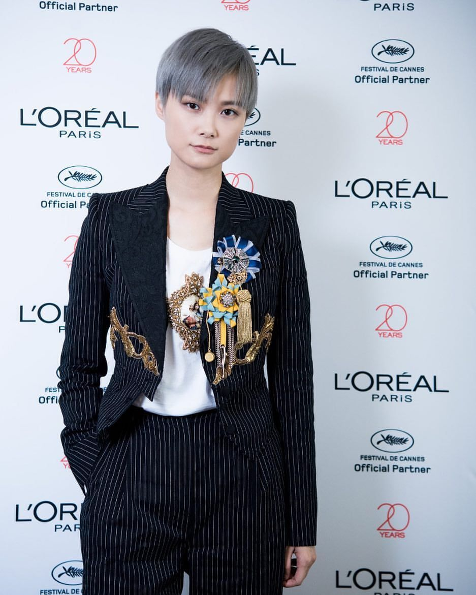 """24 Likes, 1 Comments - 🍸TRIXX 🍸~Fashion Blogger~ (@mrhoneytongue) on Instagram: """"#dolcegabbana #liyuchun #cannes #womensuits #suitlife #trending #RTW #sexy #outandabout #fashion…"""""""