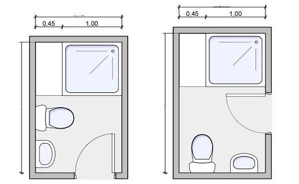 10 Small Bathroom Ideas That Work Small Bathroom Floor Plans Small Bathroom Plans Small Bathroom With Shower