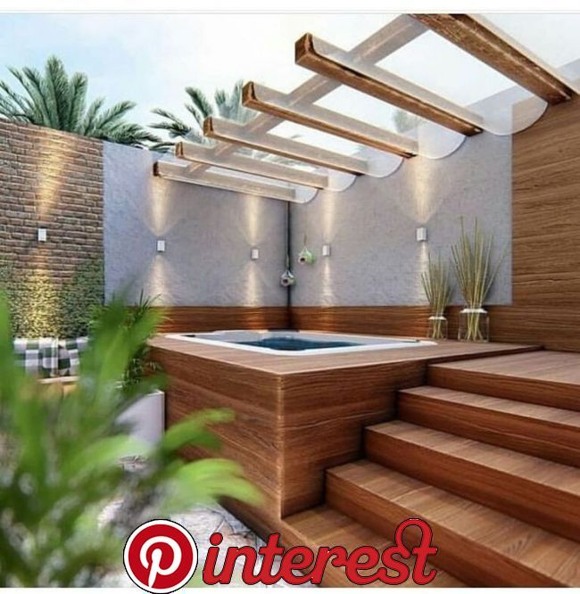 30 Amazing Garden Tub Decor Ideas Hot Tub Garden Hot Tub Backyard Hot Tub Landscaping