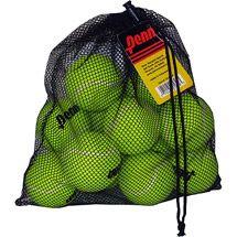Penn Pressureless Tennis Ball Pack (12 balls) - Walmart ...
