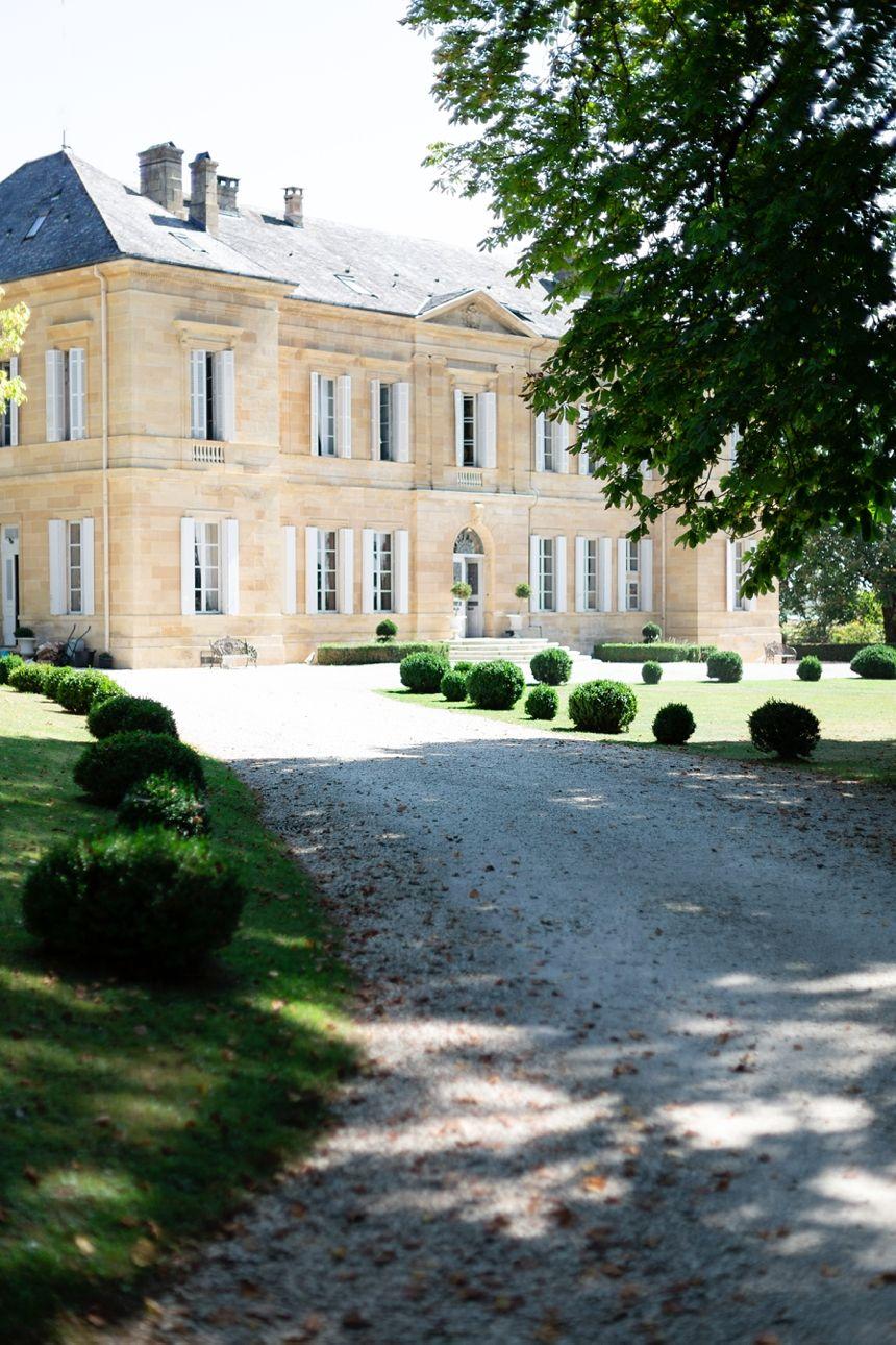 Wiener Wohnsinnige   Chateau La Durantie