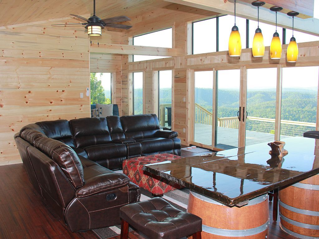 The Summit house is a brand new construction 1,100 sq ft 2
