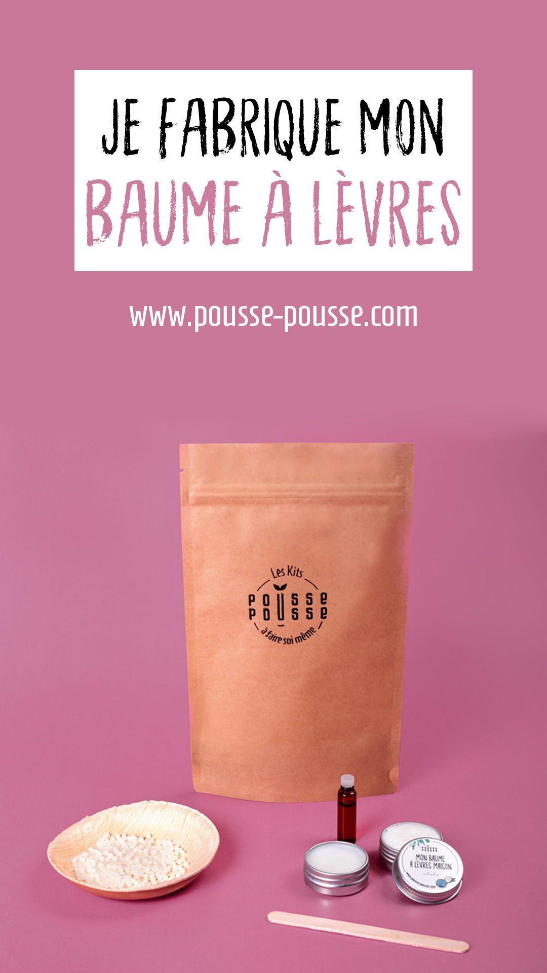 Diy Zéro Déchet Mon Baume à Lèvres Maison Baume à Lèvres Baume à Lèvres Maison Produit Désinfectant