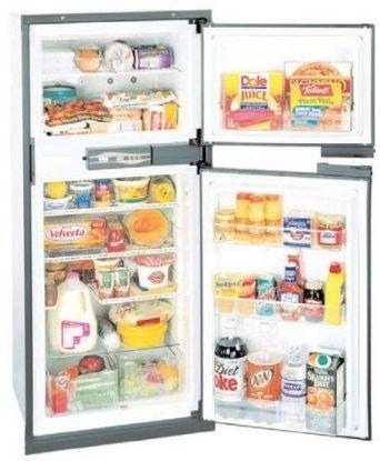 Norcold Rv Refrigerator N641 Gas Absorption 2 Way 6 3 Cu Ft No Ice Maker Rv Refrigerator Gas Refrigerators Refrigerator