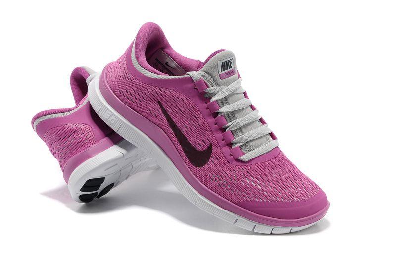 2014 New Nike Free 3.0 V5 Running Shoes Purple