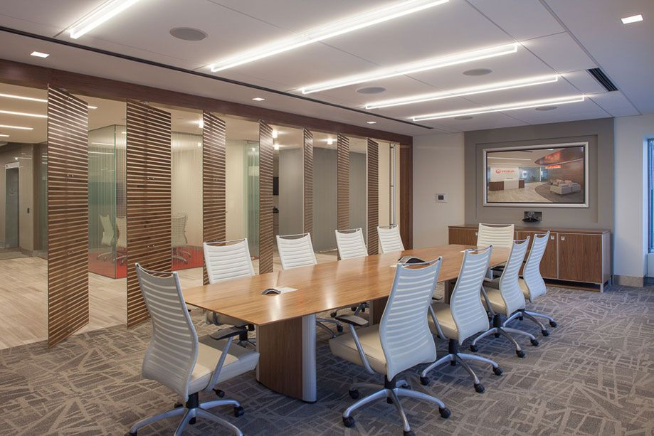 Veolia Energy Boston Office Design Fusion Consultants Inc