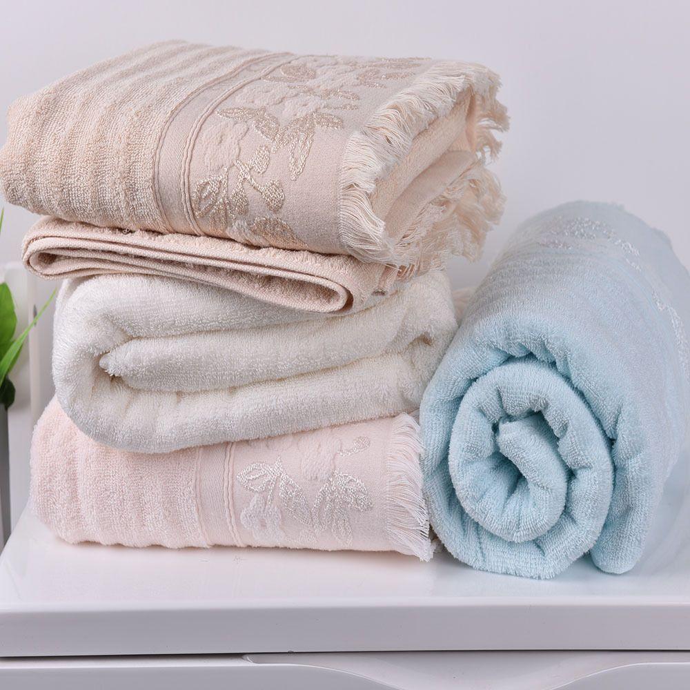 High Quality Bath Wrap Towels 100% cotton Shower Towels Soft Spa ...