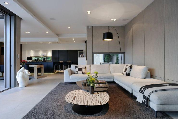 Belle maison avec piscine superbe près de Lyon | Design moderne ...