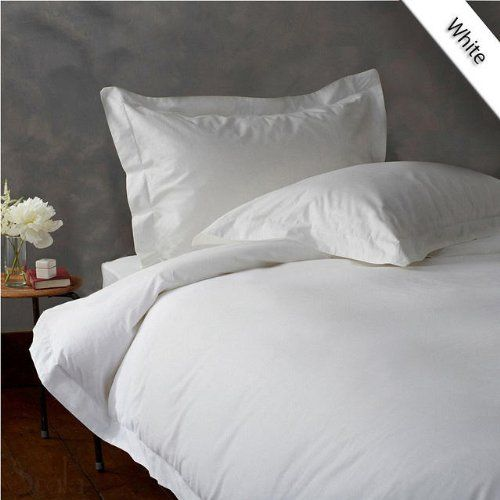 Cal King 500tc Super Soft Ed Sheet One Pcs 100 Egyptian Cotton 24 Inches Deep Pocket White Solid