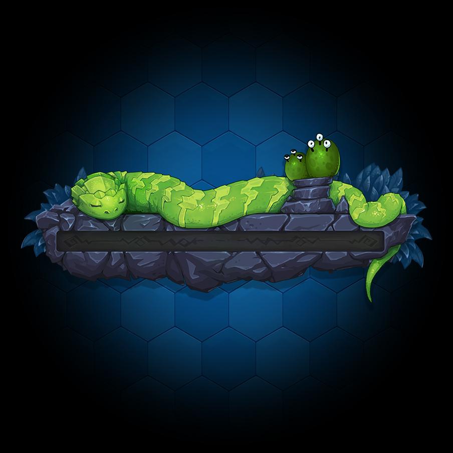 Little Big Snake Official Website Neko cat, Rock