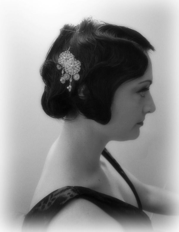 1920s hairstyles and makeup late