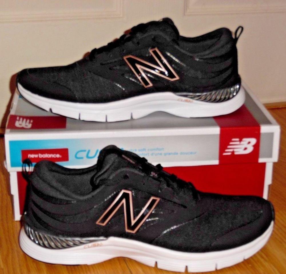 065036318e43 New Women s Black Training Shoes New Balance WX715HB2 Size 9 M  NewBalance   LowTop