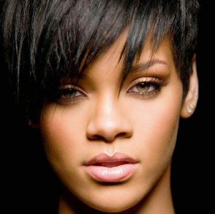 Rihanna Take A Bow Google Search Rihanna Hairstyles Rihanna Short Hair Rihanna